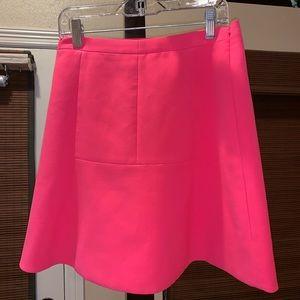 Pink J. Crew Skirt - EUC💗
